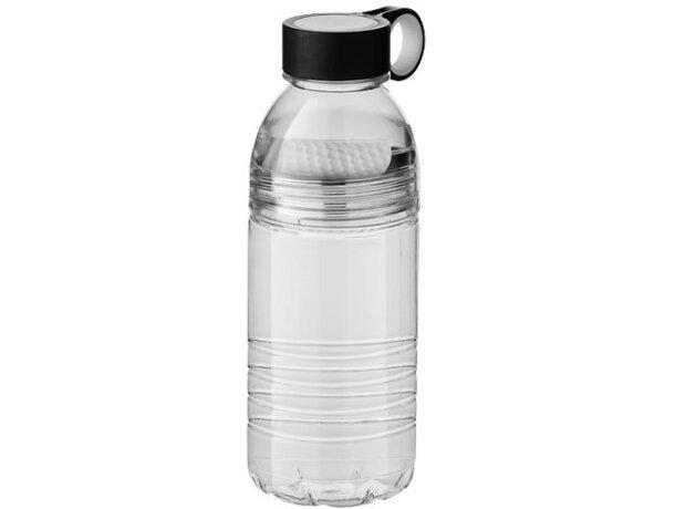 Botella deportiva con colador para fruta 600 ml