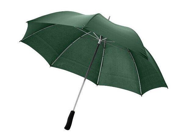 """Paraguas de golf de 30"""" verde oscuro"""