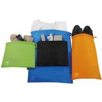 Set de bolsas organizadoras para viaje personalizada multicolor