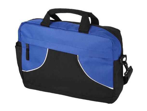 Bolsa maletín de congresos de colores combinados