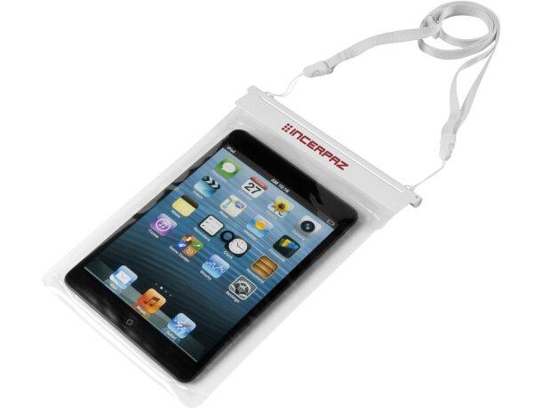 Bolsa impermeable para mini tablet