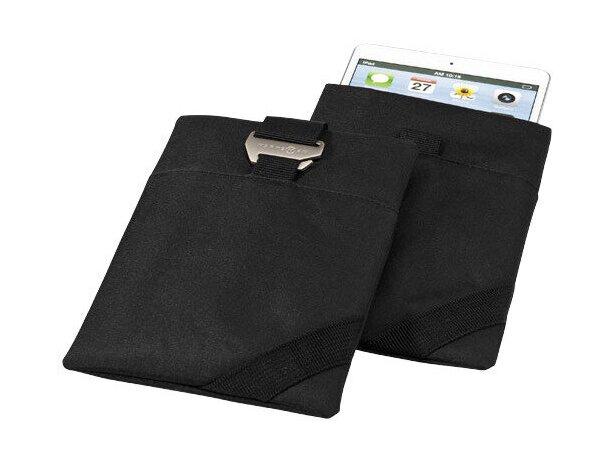 Funda para mini tableta negro intenso personalizado