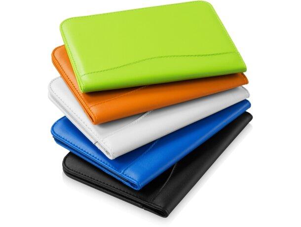 Portafolios tamaño A5 en colores de polipiel