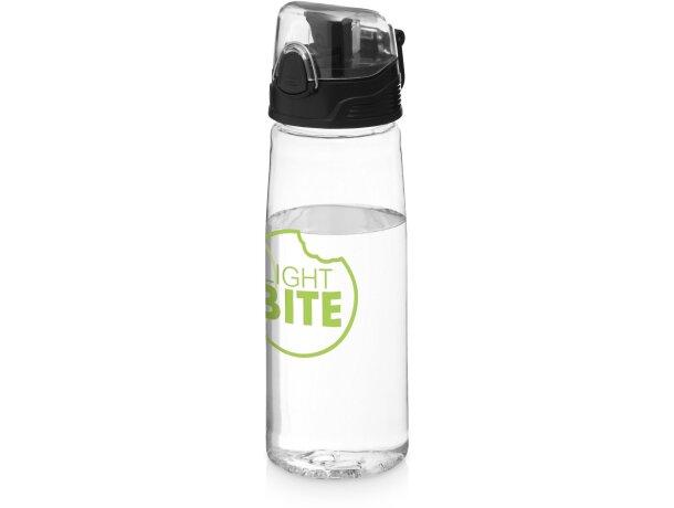 Botella con tapa abatible 700 ml barata