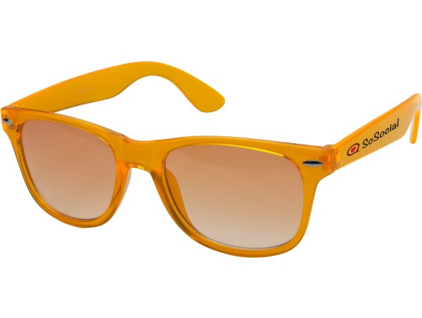 Gafas de sol con lentes de cristal para empresas
