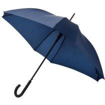 Paraguas cuadrado de apertura automática colores lisos personalizado azul marino