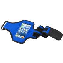 Brazalete ajustable para Iphone azul medio personalizada