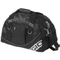 Bolsa deportiva con hombrera ajustable negro intenso
