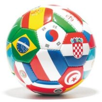 Balón de fútbol diseño original y moderno personalizado
