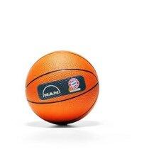 Balón baloncesto mini con superficie adherente