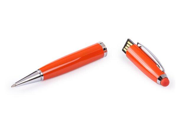 Memoría usb con bolígrafo personalizadas