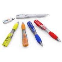 Memoría usb con bolígrafo personalizada