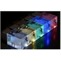 Usb de diseño en cristal personalizado