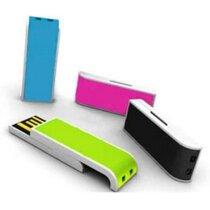 Memoria usb deslizante en aluminio personalizada