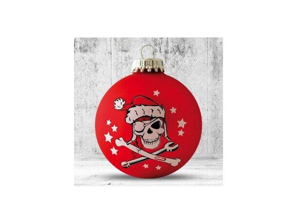 Bolas de Navidad de 57 mm roja barato