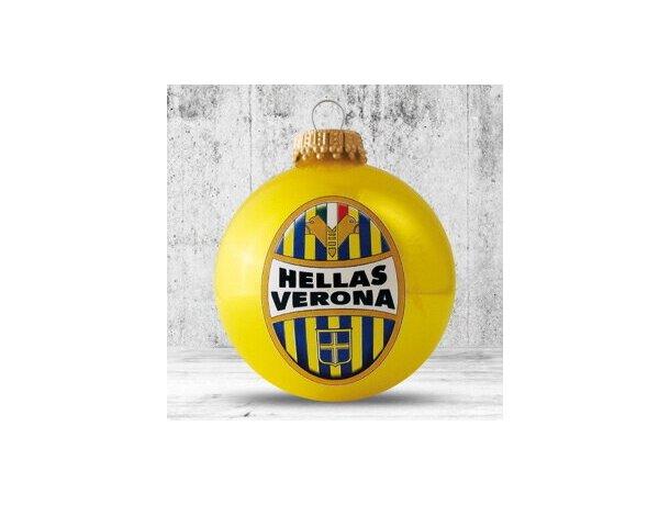Bolas de Navidad de 57 mm amarilla