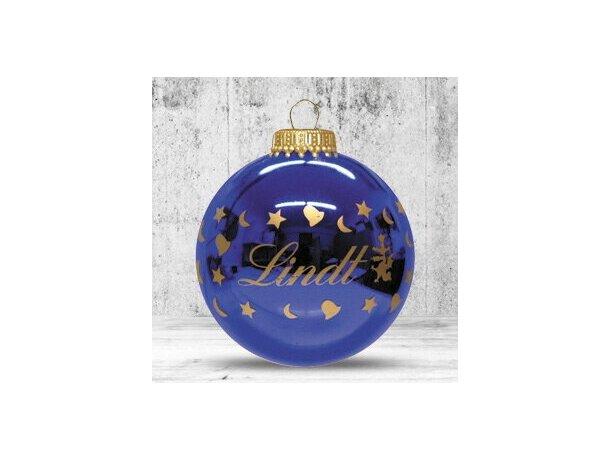 Bolas de Navidad de 57 mm azul