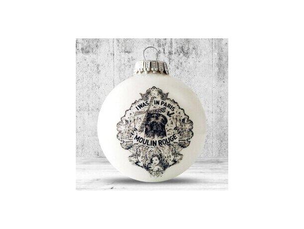 Bola de Navidad de fabricación especial 82 mm
