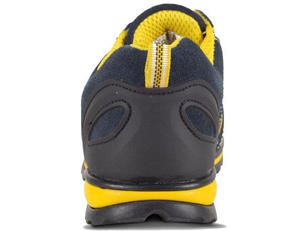 Zapato protección gris oscuro