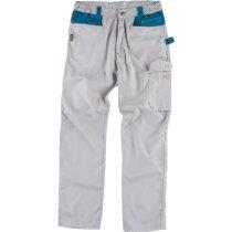 Pantalon future gris claro azafata