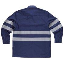 Camisa fluor marino
