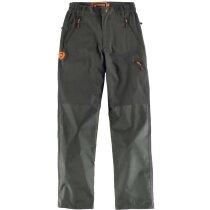 Pantalon sport verde caza