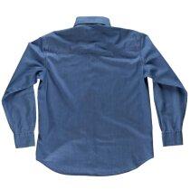Camisa básicos vaquero claro