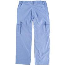 Pantalon básicos celeste