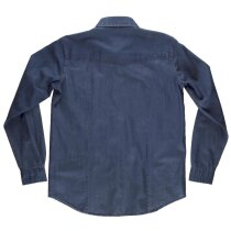 Camisa básicos vaquero