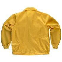 Cazadora básicos amarillo