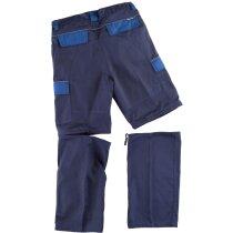 Pantalon future marino azafata