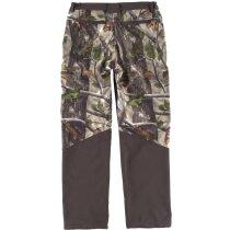Pantalon sport camuflaje bosque verde marrón