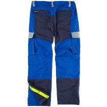 Pantalon future azulina gris claro marino