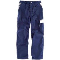 Pantalon future marino gris