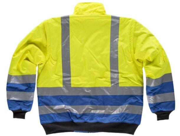 Piloto fluor azulina amarillo a.v.