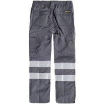 Pantalon fluor gris