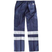 Pantalon fluor marino