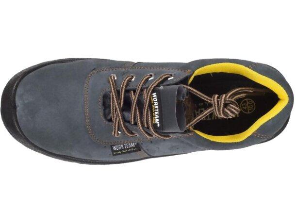Zapato protección gris