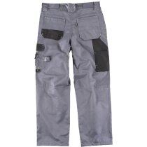 Pantalon future gris negro