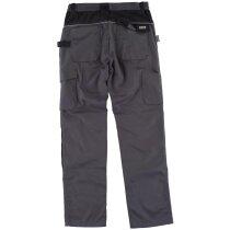 Pantalon future gris oscuro negro