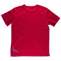 Camiseta básicos rojo