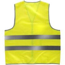 Chaleco fluor amarillo a.v.