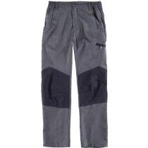 Pantalon básicos gris negro