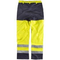 Pantalon técnicos amarillo a.v. marino
