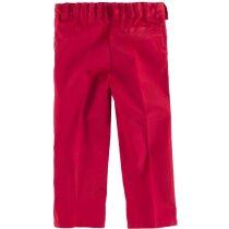 Pantalon lo pequeño rojo