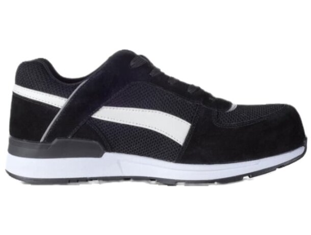 Zapato protección negro