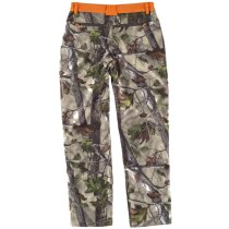 Pantalon sport camuflaje bosque verde naranja a.v.