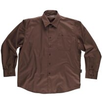 Camisa de manga larga con bolsillo