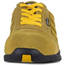 Zapato protección amarillo