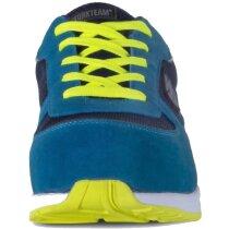 Zapato protección azafata amarillo a.v.